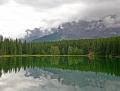 Twojack Lake